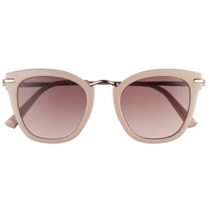 Nordstrom B.P. Brand Nude colored cat eye 🕶